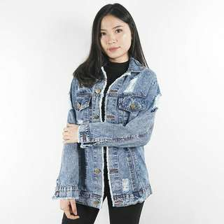 Aron Denim Jacket
