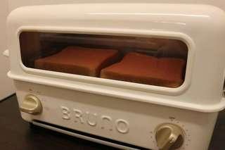 Bruno日本版 Toaster 多士爐