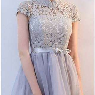 BRIDESMAID DRESS 2018 SERIES ( LIMITED ready stock 180311)