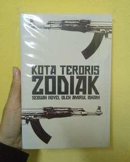 Books  Kota Teroris Zodiak