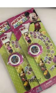 Ready stock projector watch with 20 images- goodies bag, goody bag gift, goodie bag packages