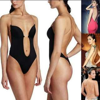 Backless bra