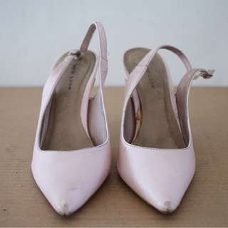 New Look Milenial Pink Heels
