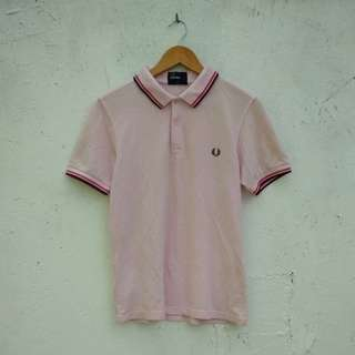 Polo shirt Fred Perry twintiped