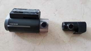 Thinkware F750 front n rear camera