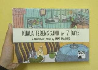 Books| Kuala Terengganu in 7 Days