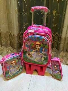 3in1 Kids Bag for Girls