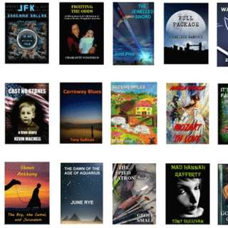 15 to 50 Fiction Ebooks for P100