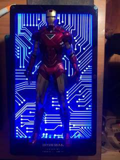 Iron man unleashed armour table
