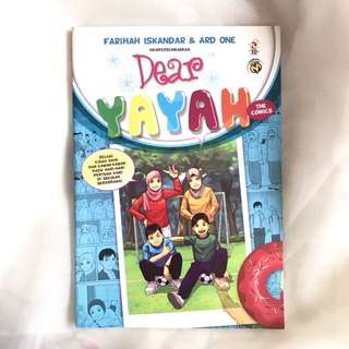 Dear Yayah The Comics