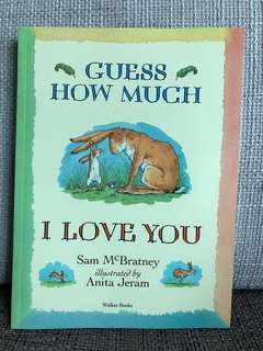 Sam McBratney - Guess How Much I Love You