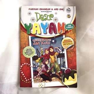Dear Yayah The Comics 2