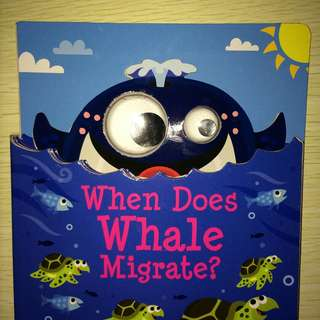 When Does Whale Migrate?