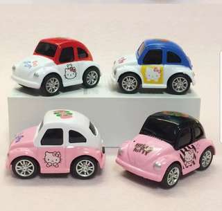 Antique Hello Kitty Car Series
