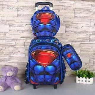 3in1 Kids Bag for Boys