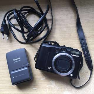 Canon G7 Powershot