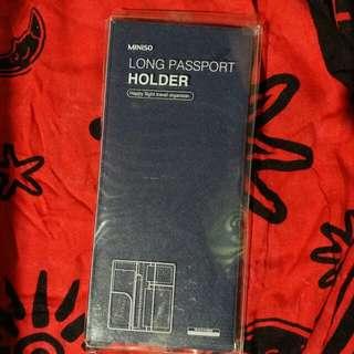 Long Passport Holder