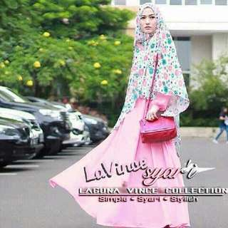 LAVINCE Gamis