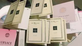 (3 for RM40) Jo Malone Perfume in tester size