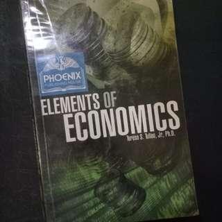 Elements of Economics by Tereso S. Tullao