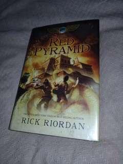 The Red Pyramid (hardbound)