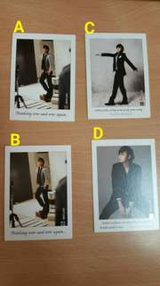 SS501 許永生collection card