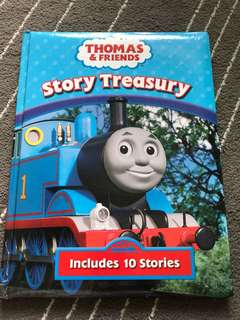 Thomas & Friends Story Treasure