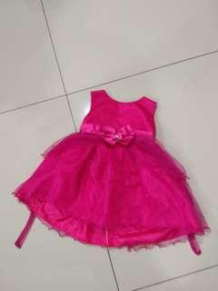 Baby Girl Grand Mini Dress