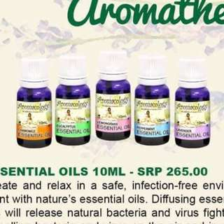 Aromacology Essential Oils
