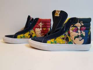 Vans x the Beatles US9.5