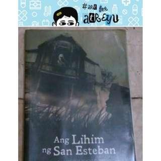 Ang Lihim ng San Esteban by Annette Flores Garcia