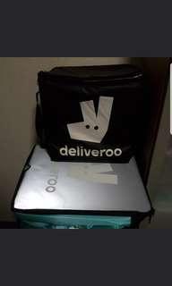 Deliveroo bag