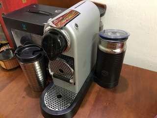 Nespresso's coffee machine