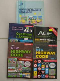 The Highway Code - Driving Theory Books