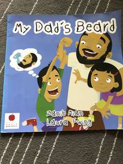 FOC Free with Purchase My Dads 's Beard