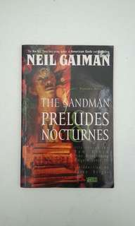 Neil Gaiman - Sandman Vol. 1: Preludes and Nocturnes