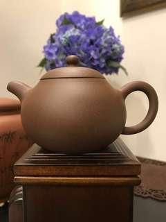 紫砂壶 紫泥文旦壶 - Yixin Zisha Teapot