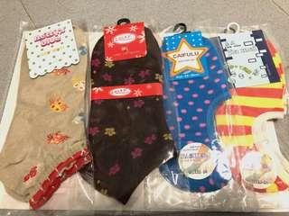 BRAND NEW Patterned Socks