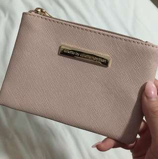 BRAND NEW Pink/Cream Wallet Collete
