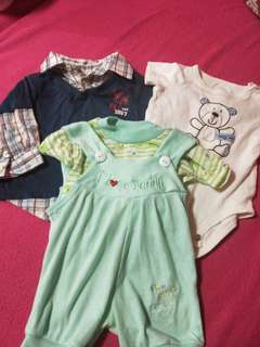 To bless: baby boy clothes