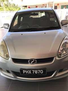 2008 Perodua myvi 1.3 Ezi 1 owner