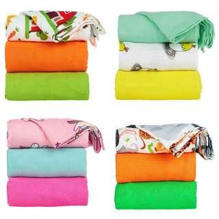 BNIP Tula Blanket Set