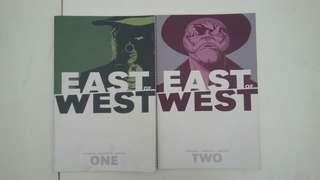 Image Comics: East of West Vol. 1 & 2