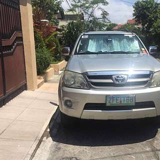 2006 Toyota Fortuner 2.7 G Automatic