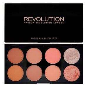 Makeup Revolution Hot Spice Blush Palette  (NEW Original)