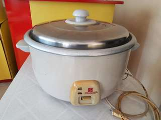 Rice cooker 5.6L
