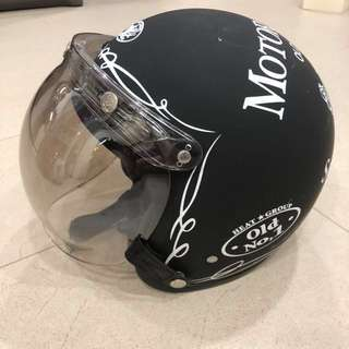 Retro helmet XL