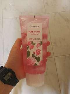 Mamonde Rose Water Soothing Gel 300 ml Expires in 2021