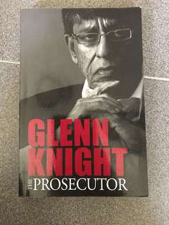 Glenn Knight - The Prosecutor