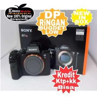 Bisa Nyicil dp 5jt Sony Alpha A7R Body Only Resmi Ditoko Promo ktp+kk wa;081905288895